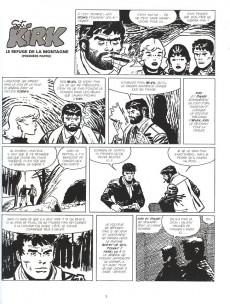 Extrait de Sergent Kirk -INT4- Quatriéme époque