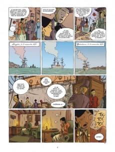 Extrait de Le tour du monde en 80 jours (Soleilhac) -3- Volume 3