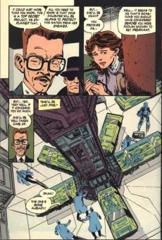 Extrait de Next Men (John Byrne's) (1992) -1- Breakout !