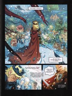 Extrait de Légendes de Parva Terra -2- L'Oracle des Dieux