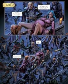 Extrait de Les arcanes de la Lune Noire -3- Parsifal