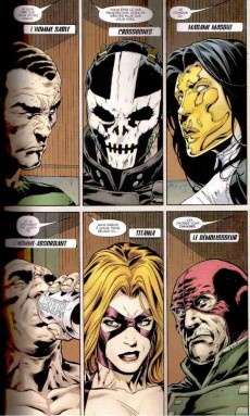 Extrait de Marvel Heroes Extra (Marvel France - 2010) -4- House of M : les maîtres du mal