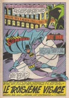 Extrait de Superman (Poche) (Sagédition) -102103- Le troisième visage
