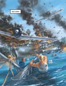 Extrait de L'escadrille des têtes brûlées -1- Un nommé Boyington