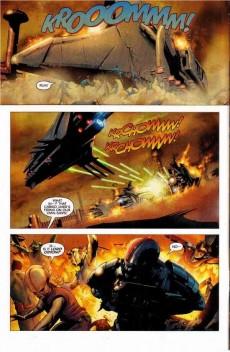 Extrait de Star Wars: Knight Errant (2010) -1VC- Aflame #1