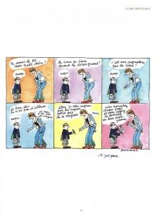Extrait de Jacques Glénat éditeur -2- 40 ans d'édition - les auteurs lui disent merci !