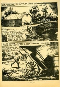 Extrait de Battler Britton (Imperia) -Rec14- Collection Reliée N°14 (du n°105 au n°112)