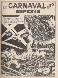 Extrait de Z33 agent secret -1- Le carnaval des espions