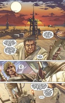 Extrait de Star Wars: Rebellion (2006) -1- My brother, my ennemy #1