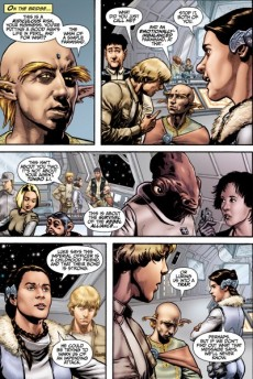 Extrait de Star Wars: Rebellion (2006) -3- My brother, my ennemy #3