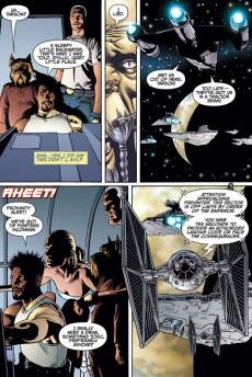 Extrait de Star Wars: Rebellion (2006) -7- The Ahakista Gambit #2
