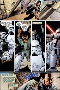 Extrait de Star Wars: Rebellion (2006) -9- The Ahakista Gambit #4