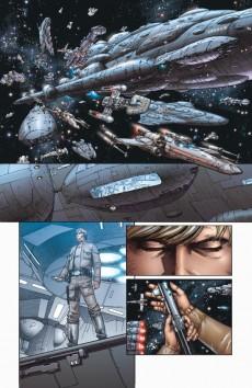 Extrait de Star Wars: Rebellion (2006) -15- Vector #7