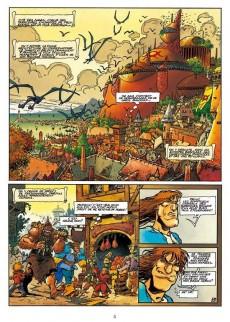 Extrait de Lanfeust de Troy -2COFa- Thanos l'incongru