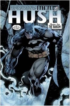 Extrait de Batman : Silence -INT- Silence
