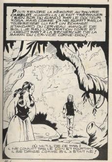 Extrait de Maghella -74- Rudolph Balenetino