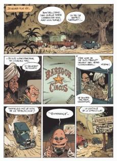 Extrait de Barzoon Circus -1- Le jour de la citrouille