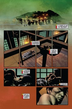 Extrait de Secret Avengers (2010) -6- Eyes of the dragon (Part 1)