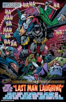 Extrait de Detective Comics (1937) -870- Impostors (Part 4) : Last man laughing