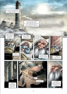Extrait de Merlin - La quête de l'épée -4- Mureas