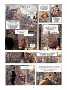 Extrait de Vieille Bruyère et Bas de Soie -1a2010- La tache noire