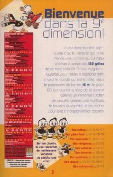 Extrait de Picsou Magazine -HS3- Picsoudoku