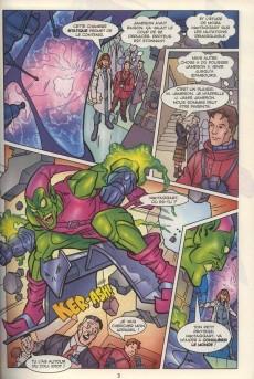 Extrait de Spider-Man Magazine (hors-série géant) -1- Hors-série géant n°1