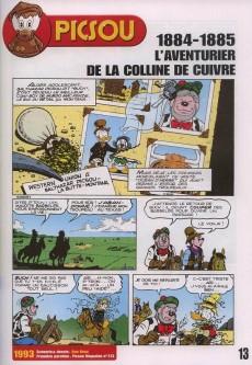 Extrait de Picsou Magazine -462- Picsou magazine n°462