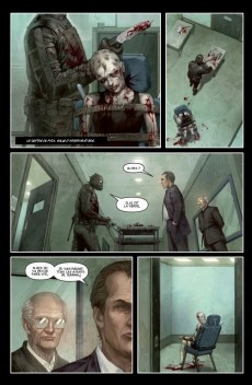 Extrait de FVZA (Federal Vampire & Zombie Agency) -3- Tome 3