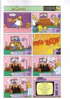 Extrait de Les simpson (La cabane des horreurs) -2- Hoodoo Voodoo brouhaha