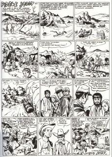 Extrait de Sam Billie Bill -7- Fidèle Jordy - Quand les coyotes hurleront