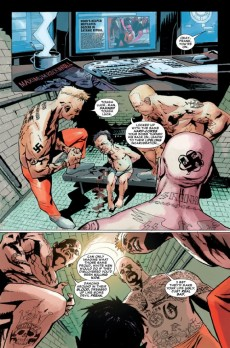 Extrait de Punisher: In the blood (2011) -1- In the blood (Part 1)