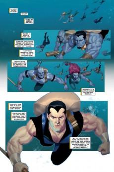 Extrait de Namor: The First Mutant (2010) -3- Royal blood (Part 3)