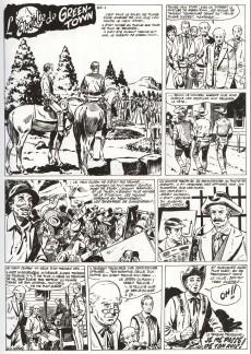 Extrait de Sam Billie Bill -8- L'étoile de Green Town - Le hors la loi de Santa Creek