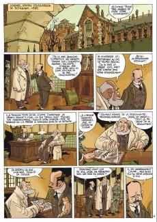 Extrait de Green Manor -INT- Green Manor - Seize charmantes historiettes criminelles