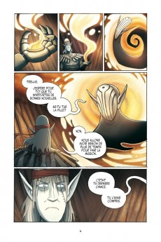 Extrait de Amulet -3- Les chercheurs de nuages