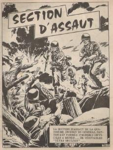 Extrait de Garry (Impéria - 3e série) -200- Section d'assaut