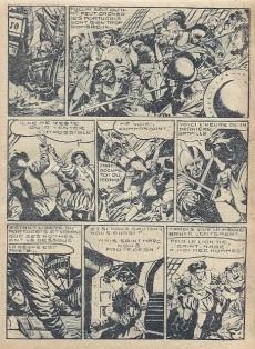 Extrait de Garry (sergent) (Imperia) (1re série grand format - 1 à 189) -47- Les naufragés de l'Arizona