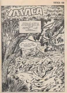 Extrait de Yataca (Fils-du-Soleil) -158- Les naufragés du Zambèze