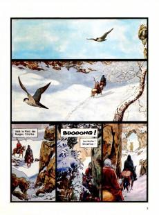 Extrait de Le moine fou -2- La mémoire de pierre