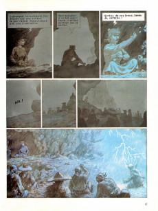 Extrait de Le moine fou -4- Le col du vent