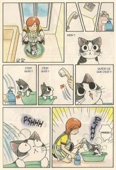 Extrait de Chi - Une vie de chat (format manga) -1- Tome 1