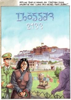 Extrait de Où la neige ne fond jamais -HS- Mon Tibet en images