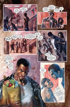 Extrait de Secret war (Marvel comics - 2004) -1A- Book one of five