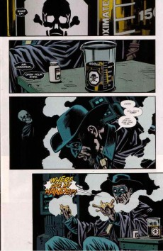 Extrait de Batman Incorporated (2011) -1- Mr unknown is dead