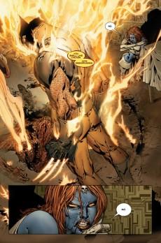Extrait de Daken: Dark Wolverine (2010) -3- Empire (Act 1 - Part 3)