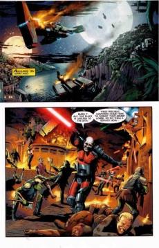 Extrait de Star Wars: Knight Errant (2010) -2- Aflame #2