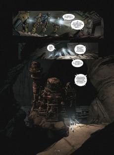 Extrait de Sanctuaire Redux -4- In hell we trust