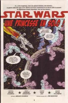 Extrait de Star Wars (Comics Collector) -21- Numéro 21
