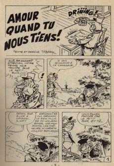 Extrait de Les vacheries de Corinne à Jeannot -8- Amour quand tu nous tiens !